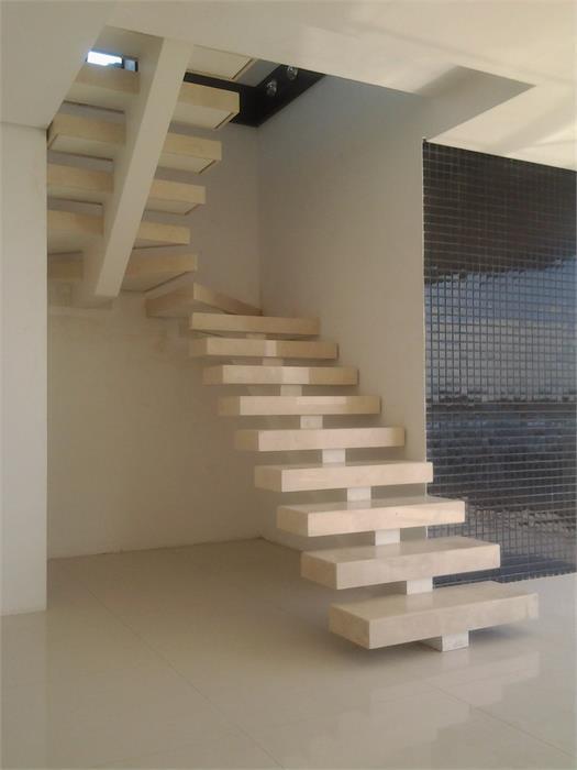 Populares Madetal Escadas de madeira e metálicas: escada de madeira I escada  JE89